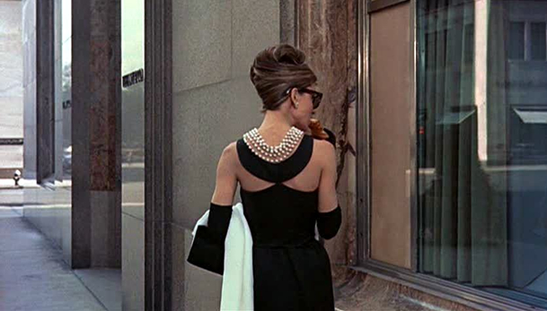 breakfast at tiffanys opening scene